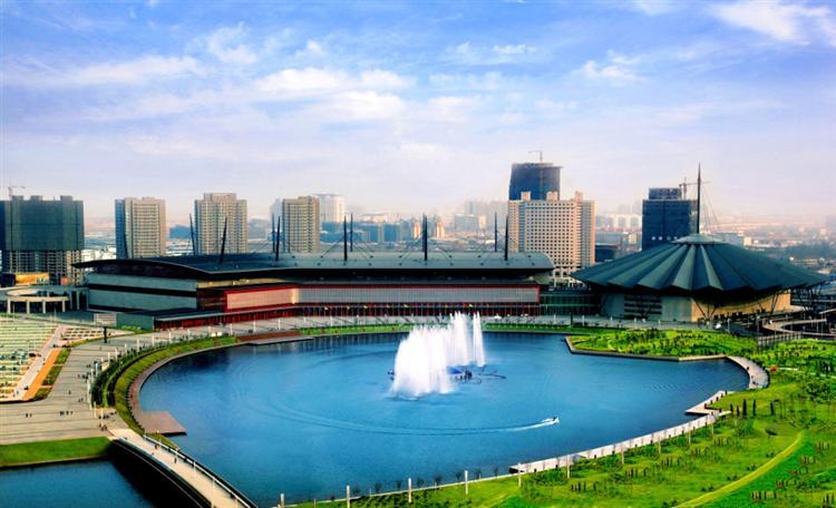 2012郑州国际会展中心展会日志